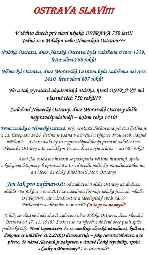 Slaví Ostravá -sss